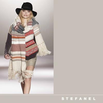Stefanel Sonbahar - Kış Kolleksiyonu