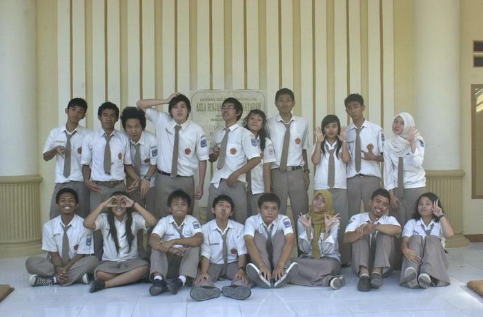 OSIS SMANSA '08-'09