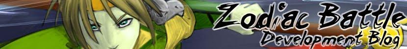 Zodiac Battle Development Blog