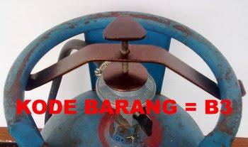 KODE BARANG = B3