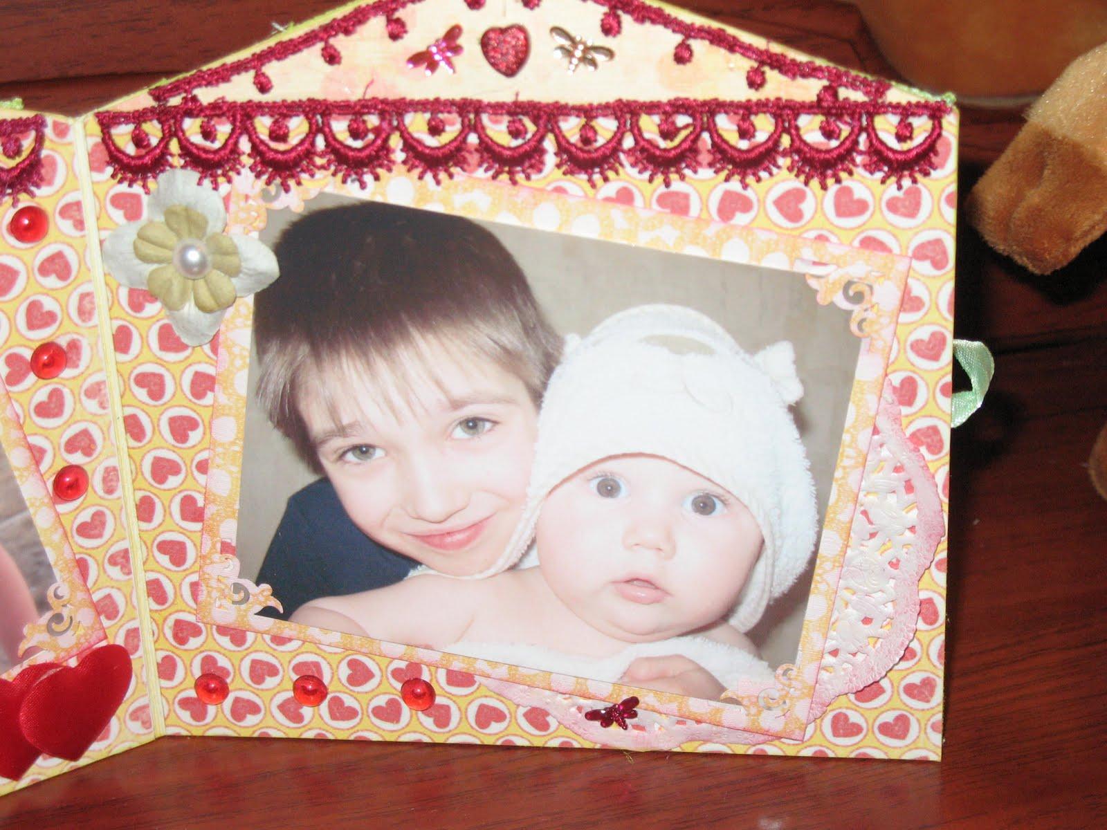 Как сделать семейную рамку для фото