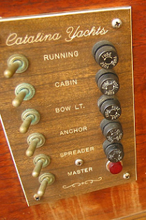 Projects of Passage: Electrical Panel for a Catalina 27Projects of Passage