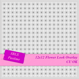 Flower Look Overlay - By: IBLS Pastime Flower+overlay+pv