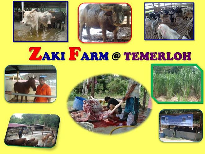 Zaki Farm @ Temerloh