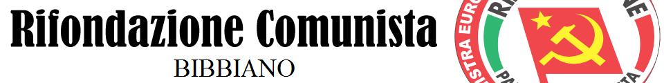 Rifondazione Comunista Bibbiano