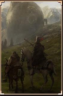 Steampunk artwork - Don Quixote, suppressor of engines