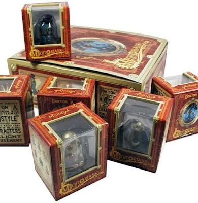 steampunk mechtorians - boxes
