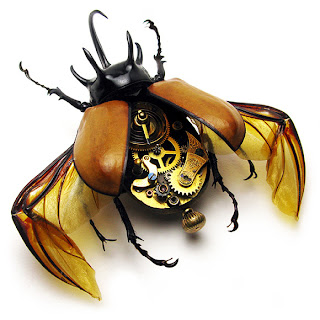 steampunk beetle