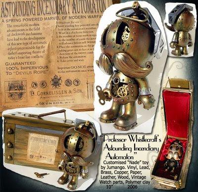 steampunk toys 1