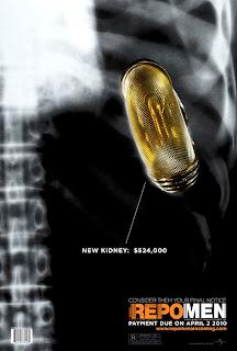 Repo Men Kidney Poster