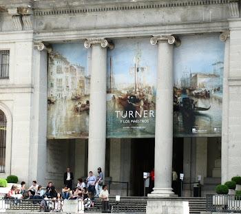 EXPOSICIÓN EN EL MUSEO DEL PRADO EN MADRID