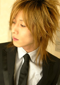 Japanese Boys Long Layered Hairscut Gallery