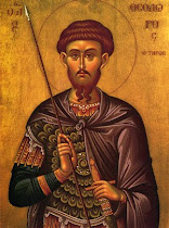 Great Martyr Theodore the Tyro