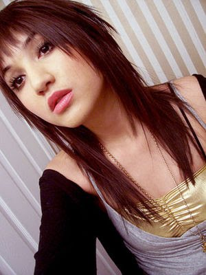 emo hairstyles for women. Emo hairstyle for women