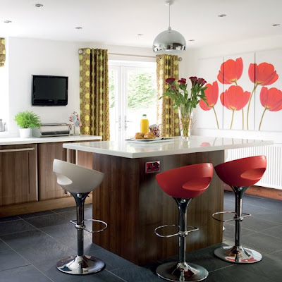 fantastic home: Family Kitchen