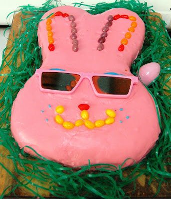 easter bunny cake images. Easter Bunny Cake Wreck