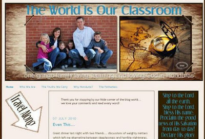 The World is our Classroom blog