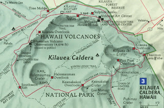 GIS Research And Map Collection Kilauea Caldera Maps In