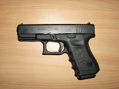 Glock 19.