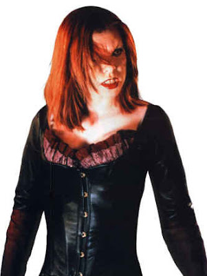 Vampire Willow. Buffy the Vampire Slayer, Doppelgangland, Season Episode 16. photo 20th Century Fox Television.