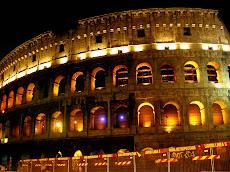 Coliseum de noche