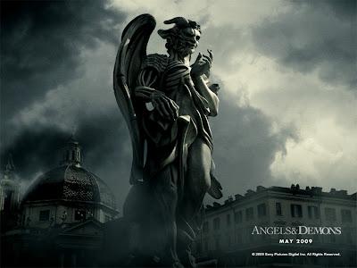 imagenes de angeles y demonios. Ángeles y demonios, de Ron