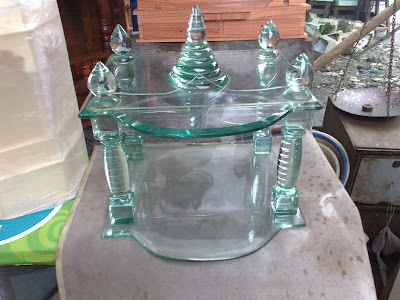 Household Glass Temple – Real Beauty