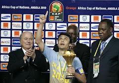 مبروك..حصول مصر علي كأس الأمم الإفريقية للمرة الثالثة علي التوالي ، والسابعة في تاريخ البطولة
