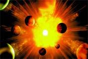 """اسرار الكون موضع الدراسة في مشروع عملاق ، لاعادة تمثيل """"الانفجار الكبير"""" لمحاولة شرح اصول الكون.."""