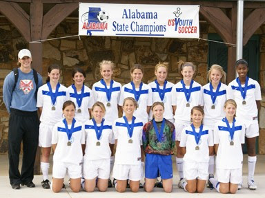 Montgomery Catholic Students Win State Championship with the Capital City Streaks Soccer Program 1
