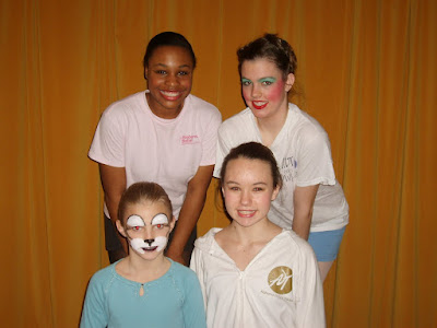 Four Montgomery Catholic Students Perform in ADT's Cinderella and more! 1