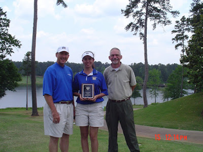 Sara Garcia Takes 2nd Place in Golf Tournament 1