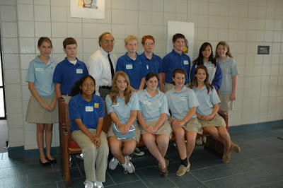 Carl Barranco '60 Guest Speaker for Lunch with Leaders 1