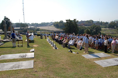 All Souls Day Mass at St. Margaret's Cemetery 1