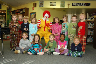 Montgomery Catholic Kindergarten Welcomes Special Guest 1