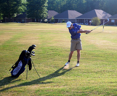 Knights Finish Second in CCC Golf Tournament 1