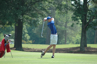 MCPS Golf Team Second in Section Tourney 1