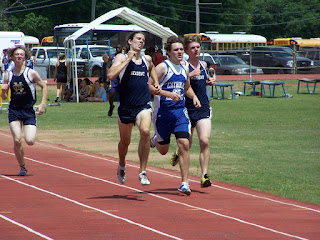 Montgomery Catholic Track Teams Compete In State Meet 1