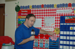 WSFA Visits Kindergarten at St. Bede 1