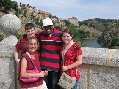 Montgomery Catholic Students Travel Abroad 1