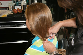 Montgomery Catholic Sixth Grader Donates Hair to Beautiful Lengths 2