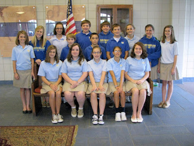 Montgomery Catholic Students Qualify for Duke 7th grade Talent Search Program 1
