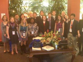 Montgomery Catholic Students Enjoy YMCA's Youth Judicial Program 1
