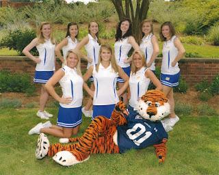 Montgomery Catholic Varsity Cheerleaders Earn Game Time Top Team at NCA Camp 1
