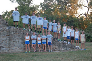 Knight Harriers Edge MA for Metro Title, Cotter Claims Course Record 2