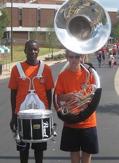 Montgomery Catholic Band Members Selected for Auburn University Honor Band 1