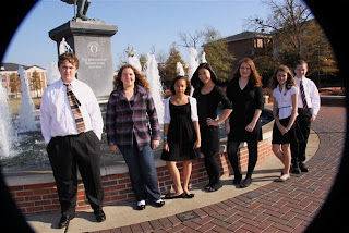 Montgomery Catholic Students Participate in Honor Band Festival at Troy University 1