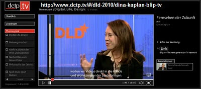 Interview with Dina Kaplan