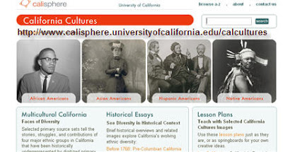 Calisphere California Cultures