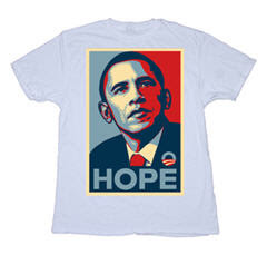 Obama Hope T-Shirt